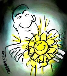 Sun in your heart