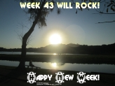 Happy Week 43