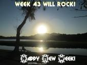 Happy Week 43