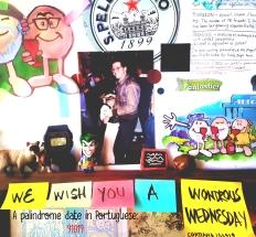 Wednesday - We wish you a Wondrous